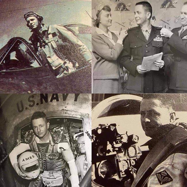 "Last Flight of Col Austin James ""Jim"" Bailey, Jr., USMCR (Ret) (F)"